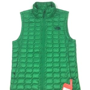 The North Face Men's ThermoBall Vest Primary Green